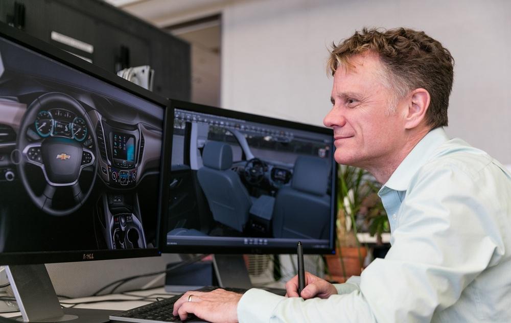 Tim Greig GM Interior Design Manager