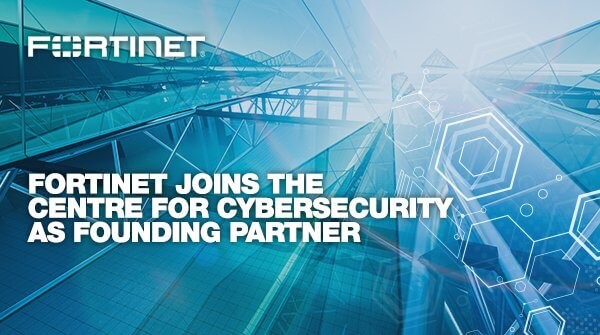 Fortinet joins the center cybersecurity of WEF