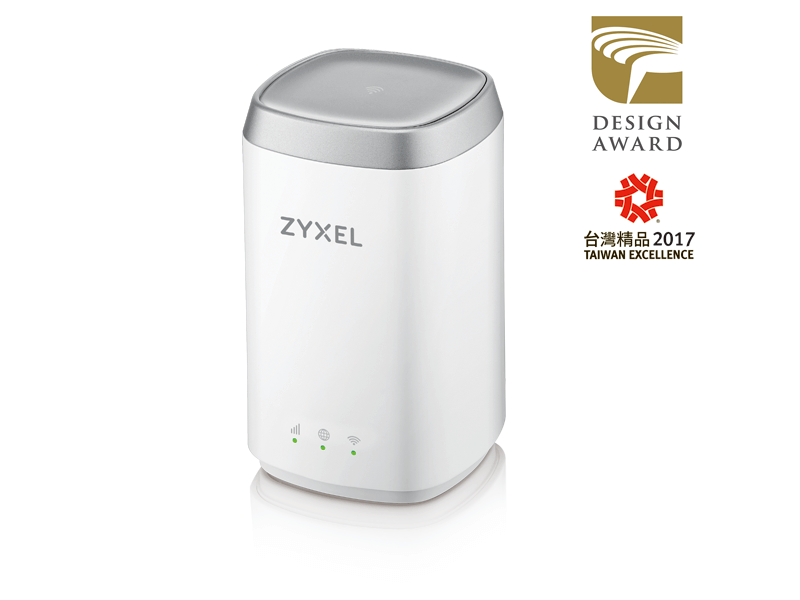 ZYXEL LTE Router_LTE4506
