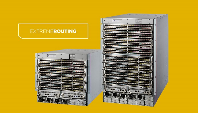 extreme routing